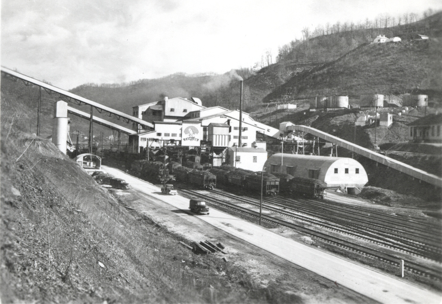 Kentucky Coal Heritage - Coal Preparation / Transportation