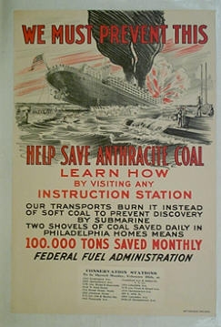 Kentucky Coal Heritage - Poster's During The War Years